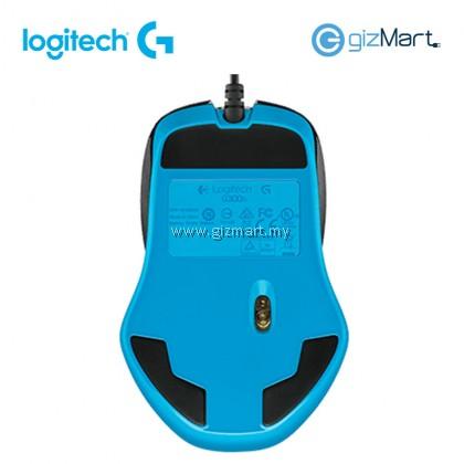 LOGITECH G300S USB OPTICAL GAMING MOUSE