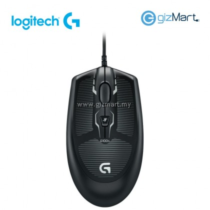 LOGITECH G100S OPTICAL GAMING MOUSE (910-003535)