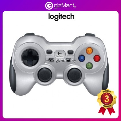 Logitech F710 Wireless Gamepad Controller (940-000119)