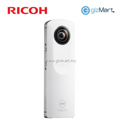 Ricoh Theta M15 Camera (White)