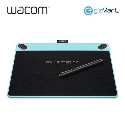WACOM Intuos Creative Pen and Touch Tablet Medium-Black/Blue