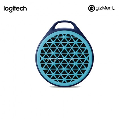 LOGITECH X50 MOBILE WIRELESS SPEAKER (BLUE)