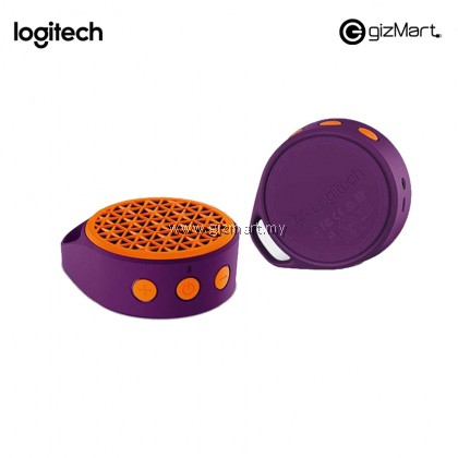 LOGITECH X50 MOBILE WIRELESS SPEAKER (ORANGE)