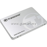 "Transcend 220S 2.5"" 240GB Solid State Drive (Silver)"