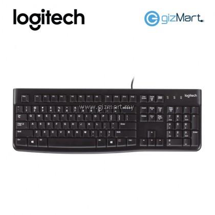 Logitech K120 Keyboard USB Wired (920-002582)