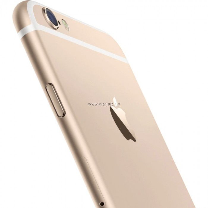 apple iphone 6 gold. apple iphone 6 32gb (gold) + free rock deluxe windshield phone holder (worth iphone gold y