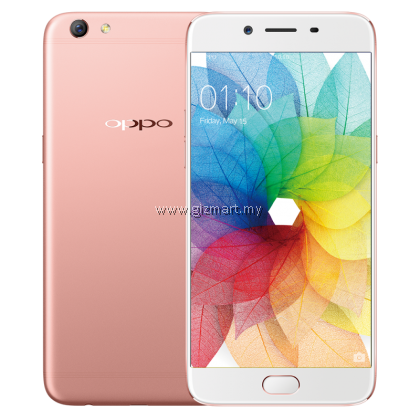 OPPO R9S 64GB Smartphone (Rose Gold)