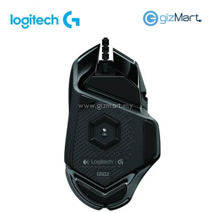 Logitech G502 Proteus Spectrum Gaming Mouse (910-004633)