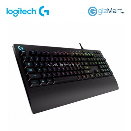 Logitech G213 RGB Gaming Keyboard