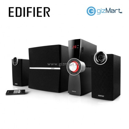 Edifier C2X Black Multimedia Speaker