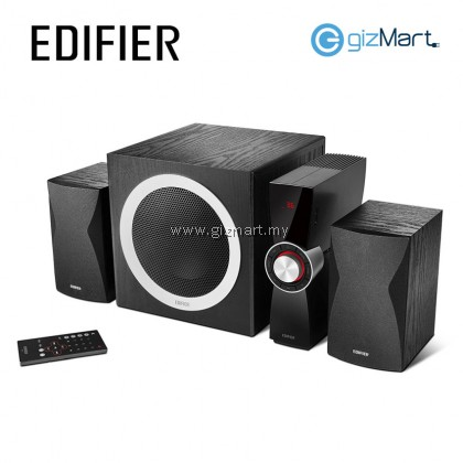 Edifier C3X Black Multimedia Speaker