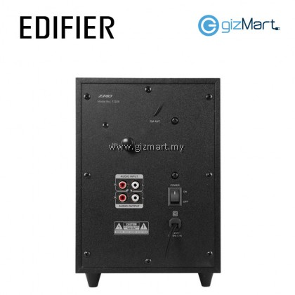 Edifier M3200BB Multimedia Speaker Black/Blue