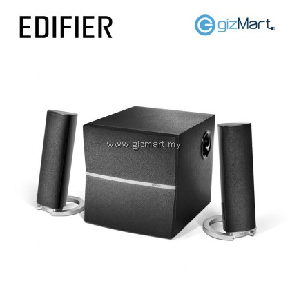 Edifier M3280BT High Quality 2.1 Bluetooth Speaker System (Black)