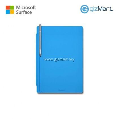 Microsoft Surface Pro 4 Type Cover - Bright Blue (QC7-00065)