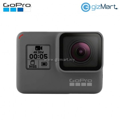 GoPro Hero-5 Black 12MP Waterproof Action Cam (CHDHX-501-EU)