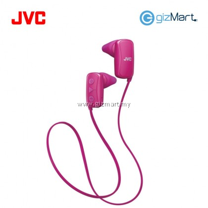 JVC HA-F250BT Sport Bluetooth In Ear Earphone (Pink)