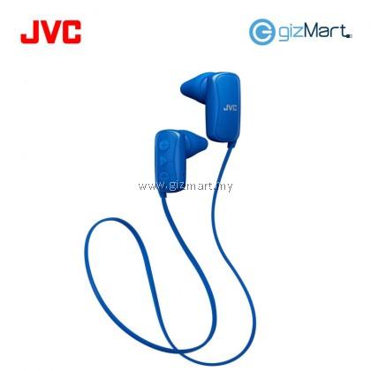 JVC HA-F250BT Sport Bluetooth In Ear Earphone (Blue)