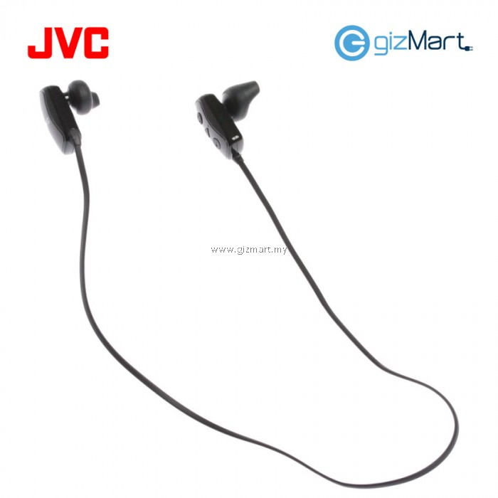 ... JVC HA-F250BT Sport Bluetooth In Ear Earphone (Black) ... c7c579a5fa