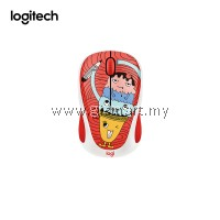 Logitech M238 Doodle Collection Wireless Mouse (Triple Scoop)