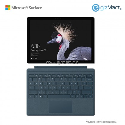 Microsoft Surface Pro 5 - 256GB / Intel Core i5 - 8GB RAM + Type Cover + FREE Belkin Surge