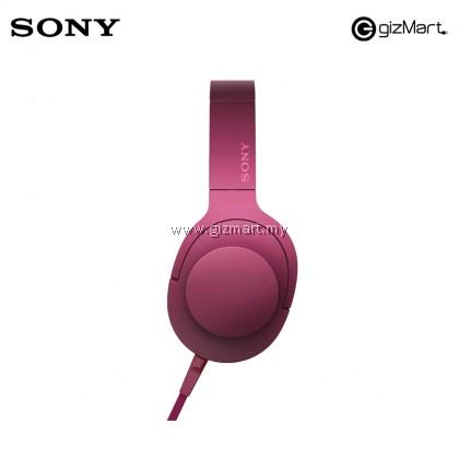 ORIGINAL Sony MDR-100AAP 'Hi-Res Audio' Over-Ear Headphones (PINK)