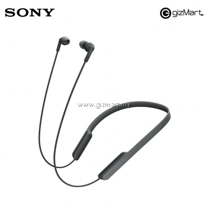 Sony MDR-XB70BT Extra Bass Bluetooth Wrap Around In-Ear Sports Headphones (Black)
