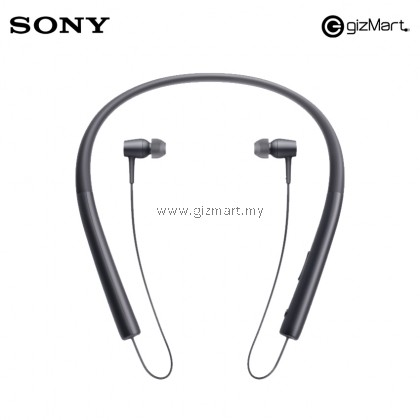 Sony MDR-EX750BT Hear In Wireless Headphones Microphone (Black)
