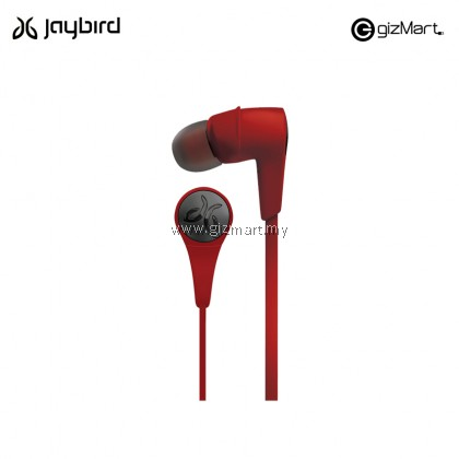 Jaybird X3 Wireless Bluetooth Headphones (RoadRash Red)