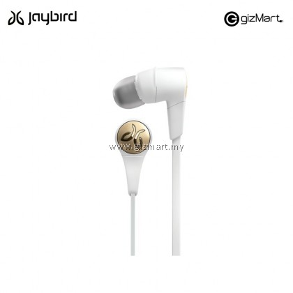 Jaybird X3 Wireless Bluetooth Headphones (Sparta White)