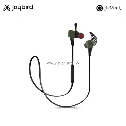 Jaybird X3 Wireless Bluetooth Headphones (Alpha Green)