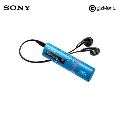 Sony NWZ-B183F B183F Flash MP3 Player with Built-in FM Tuner (4GB) - Blue