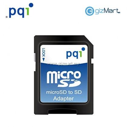 PQI 16GB SDHC Class10 Memory Card