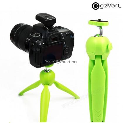 LR-268 Mini Tripod 18.5 - 21 CM for Smartphone / Camera