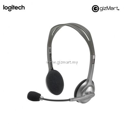 Logitech Stereo Headset H110 (981-000459)