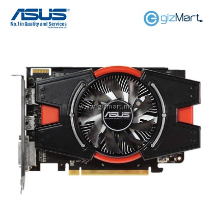 ASUS Radeon R7250X 1GD5 Graphics Card