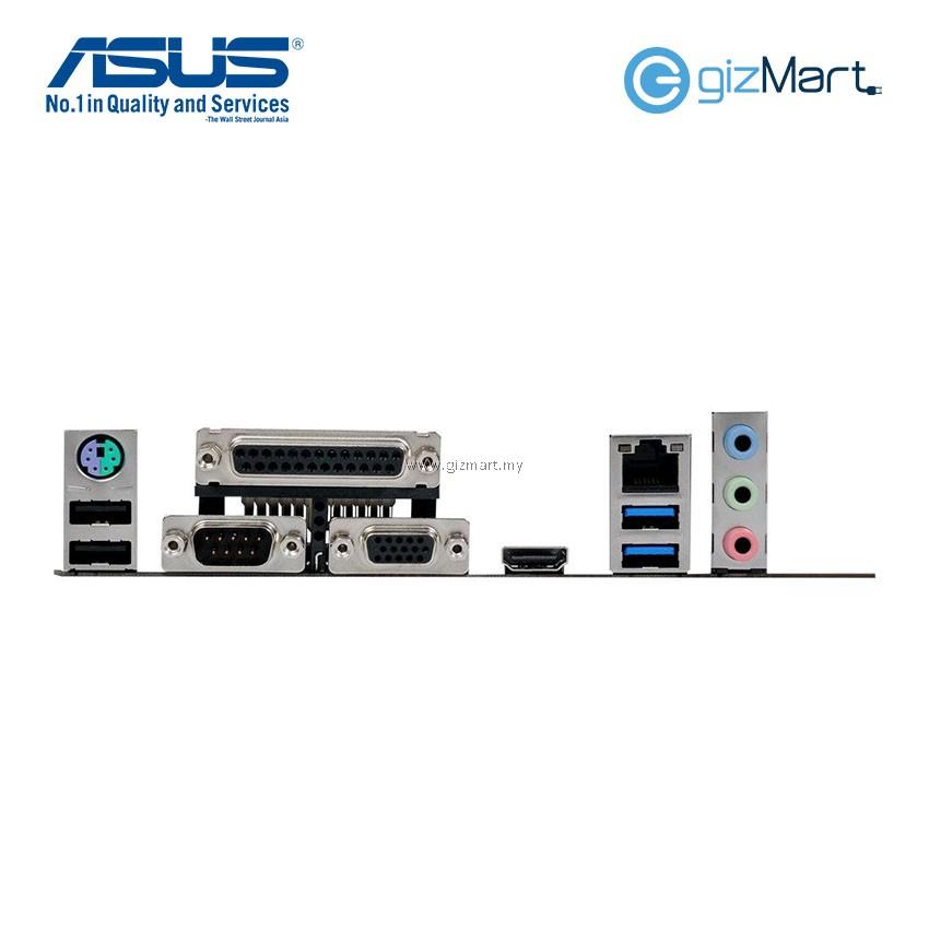 ASUS H110M-D Lga1151 Motherboard | gizMart my | Gadgets