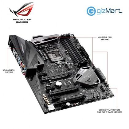 ASUS ROG Maximus IX Hero Lga1151 Gaming Motherboard