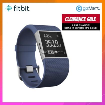 Fitbit Surge Wristband + Smartwatch Blue - Large