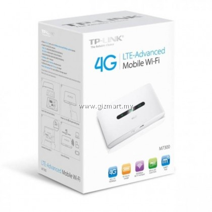 Tp-Link 4G LTE Advanced Mobile Wi-FI (M7300(EU))