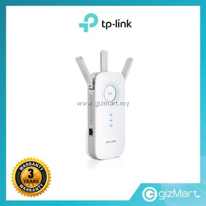 TP-Link AC1750 Dual Band Wall Plugged (TL-RE450)