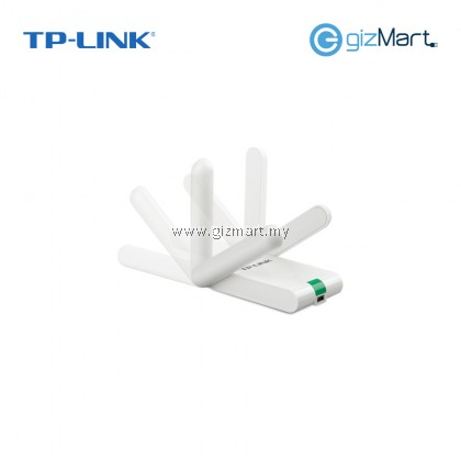 TP-Link TL-WN822N 300Mbps High Gain Wireless N Usb Adapter (TL-WN822N)