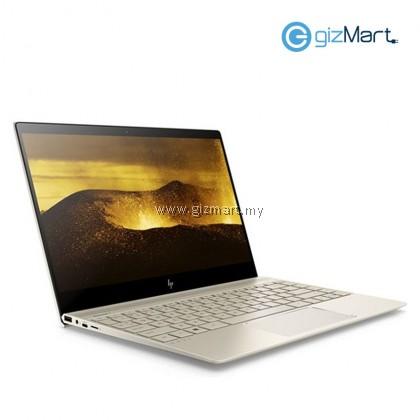 "HP Envy 13-ad100TX 13.3"" Laptop-Gold (i5-8250U, 8GB, 256GB, Mx150, Win10)"