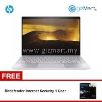 """HP ENVY 13-ad103TU 13.3"""" FHD Laptop Gold (i5-8250U, 8GB, 256GB, Intel, W10) + FREE Bitdefender Internet Security 1 User"""