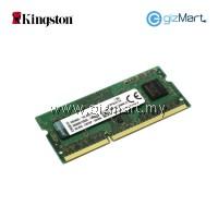 Kingston ValueRAM 4GB DDR3L-1600 1.35V Low Voltage 204-Pin SODIMM RAM