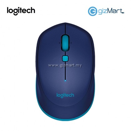 Logitech M337 Bluetooth Mouse (910-004534) (Blue)