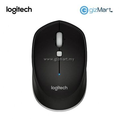 Logitech M337 Bluetooth Mouse (910-004521) (Black)