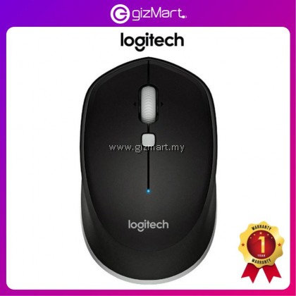 Logitech M337 Bluetooth Mouse - Black 910-004521