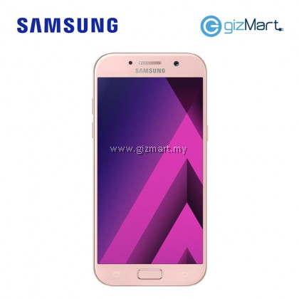 "SAMSUNG Galaxy A5 2017 Smartphone-Peach Cloud (Octa-Core1.9Ghz, 3GB, 32GB, 16MP, 5.2"", LTE)"