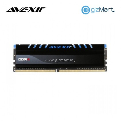 AVEXIR 16GB Core Series DDR4 2400MHz Desktop Ram-Blue