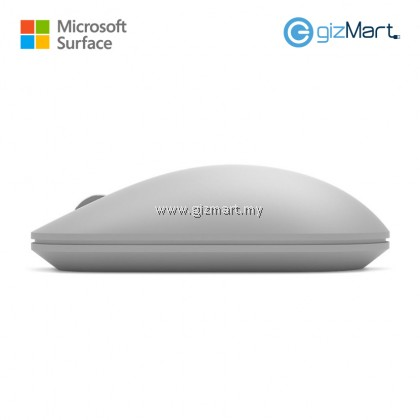 Microsoft Surface WS3-00005 Bluetooth Mouse (Grey)